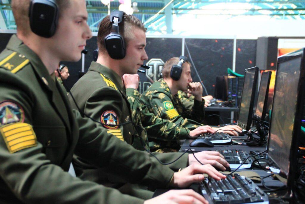 World of Tanks на выставке Tibo в Минске в 2016 году
