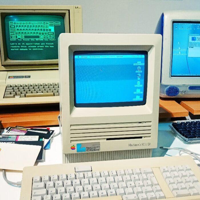 Выставка Apple в музее компьютеров Екатеринбурга
