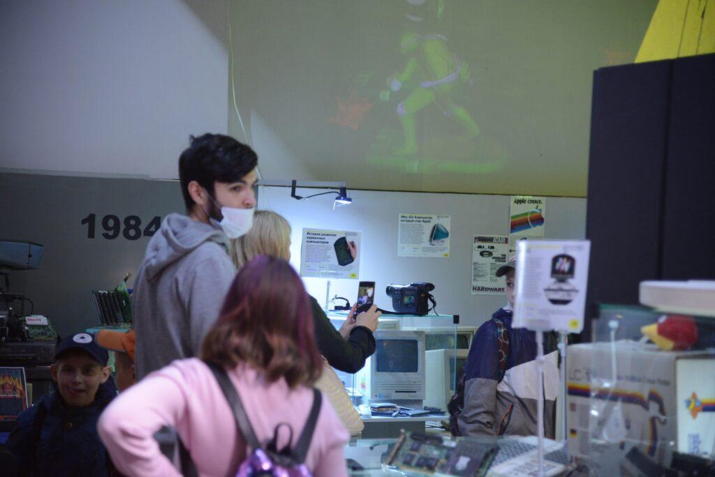 Иностранные компьютеры Apple в коллекции музея компьютеров в Екатеринбурге