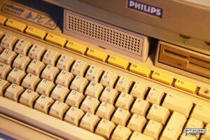 Персональный компьютер Olivetti PC1