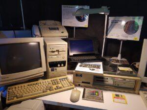 Первые процессоры Pentium